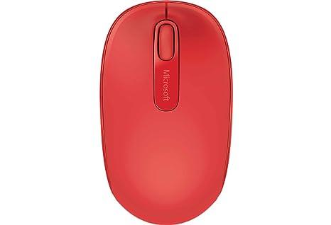 Microsoft U7Z-00033 - Ratón (Ambidextro, Óptico, RF inalámbrico, 1000 DPI