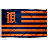 MLB Detroit Tigers Nation Flag 3x5 Banner