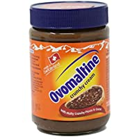 Ovomaltine Crunchy Cream, 380gm (Pack of 1)