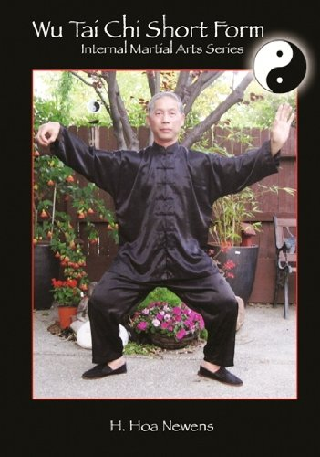 Wu Tai Chi Short Form DVD