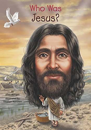 Who Was Jesus? - Book  of the Who Was/Is...?