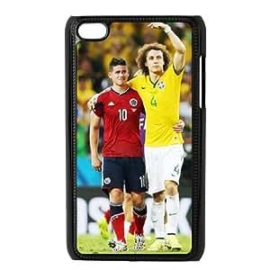 iPod Touch 4 Phone Case David Luiz IY92221