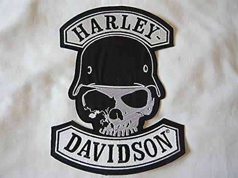 Toppa patch toppa harley davidson cm cm aquila eagle shield