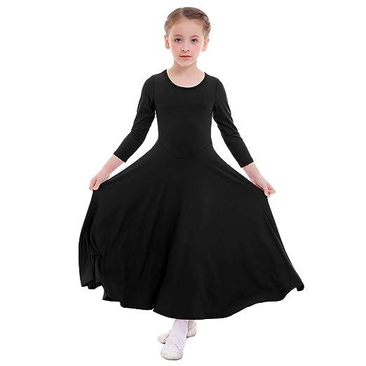 Amazon Owlfay Praise Dance Dresses Girls Kids Loose Fit Full