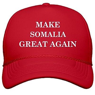 Make Somalia Great Again: OTTO Poly-Foam Snapback Trucker Hat