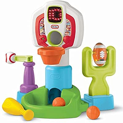 Little Tikes Discover Sounds Sports Center: Toys & Games