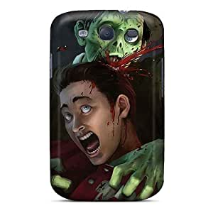 Cute Appearance Cover/tpu Zombie Eat Case For Galaxy S3