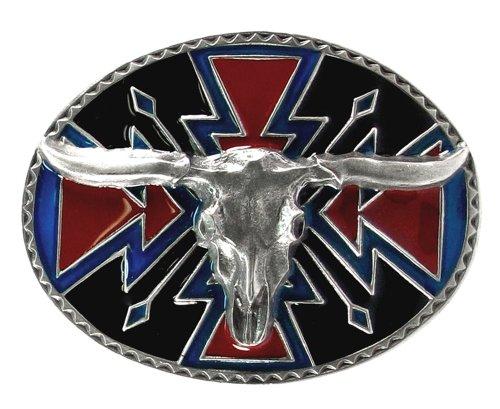 Southwestern Longhorn Skull ()