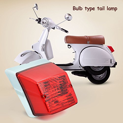 E-MARK Tail Light Bulb for Vespa PX 125 150 200 LM