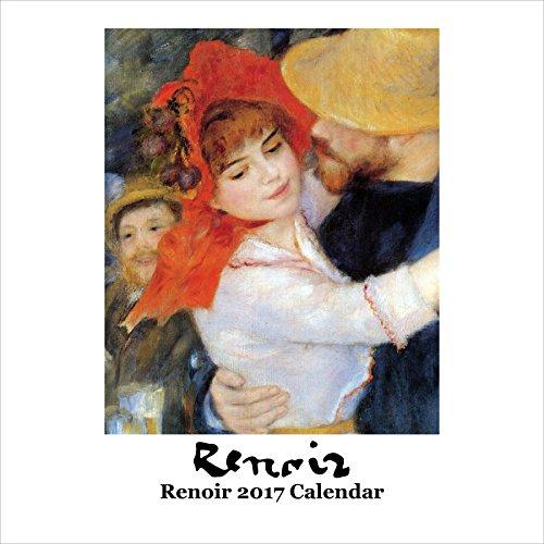 Retrospect Group YS 1023 Renoir 2017 Square Calendar