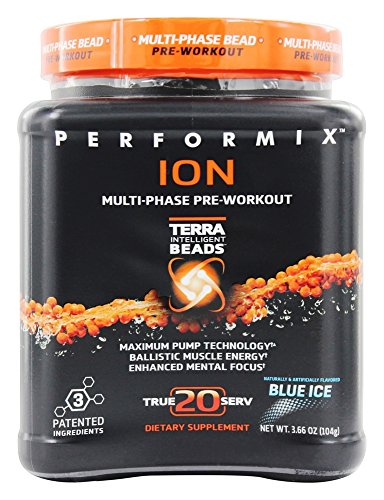 Performix – ION Multi-Phase Pre-Workout Blue Ice – 3.6 oz.