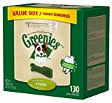 Greenies 36 oz Canister Teenie 130 Count, My Pet Supplies