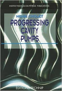 Book Progressing Cavity Pump (Institut français du pétrole publications)