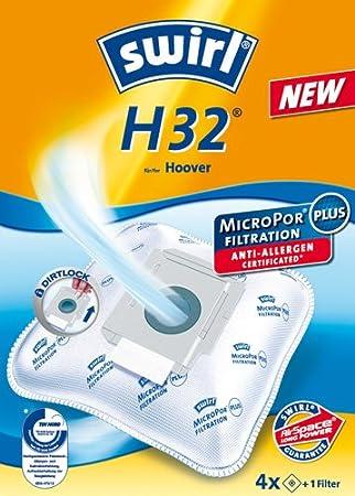 20 Staubsaugerbeutel passend für Hoover H 75