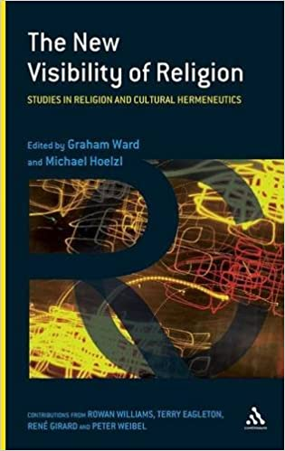 Meilleure vente de livres audio téléchargement gratuitThe New Visibility of Religion: Studies in Religion and Cultural Hermeneutics (Continuum Resources in Religion and Political Culture) PDF 1847061311