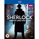 Sherlock: Complete Series - Season 1 and 2