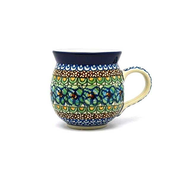 Polish Pottery Mug – 15 oz. Bubble – Unikat Signature U151