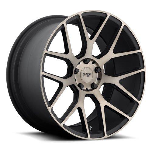 Niche Road Wheels 22x10 Intake SUV 5x112 MB 38 66.6 Hub