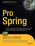 Pro Spring, Rob Harrop, Jan Machacek, 1590594614