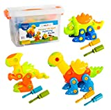 First STEM Lab Dinosaur Take Apart Toys for Boys and Girls Engineering Play