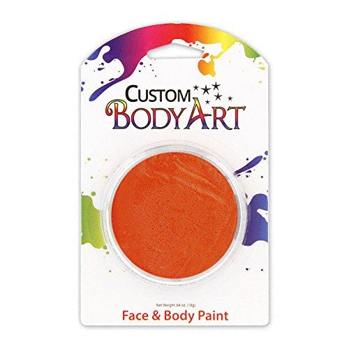 Custom Body Art Single Colors