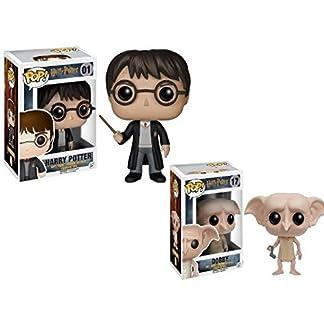 Pack pop Vinyle Harry Potter & Dobby