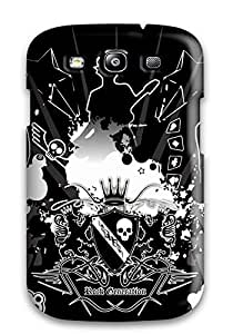 Waterdrop Snap-on Rock Case For Galaxy S3