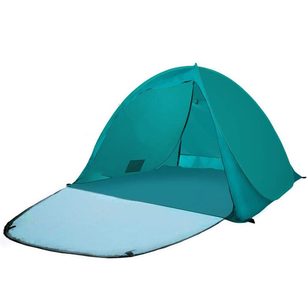 Yuhong Zelt, Outdoor 3-4 Person Automatic Pop Up Zents Large Beach Zelt wasserdichter Anti UV-SO-SOne-Shelter