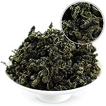 GOARTEA 250g (8.8 Oz) Premium Organic Seven Leaf Jiao Gu Lan Jiaogulan Flower Gynostemma Chinese Herbal GREEN TEA