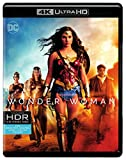 Wonder Woman (4K Ultra HD/BD) [Blu-ray]