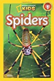 National Geographic Readers: Spiders, Laura Marsh, 1426308515
