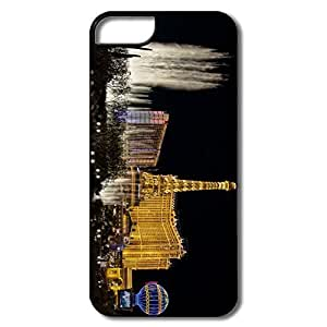 IPhone 5/5S Cases, Las Vegas White/black Covers For IPhone 5