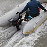 HANGKAI 3.5-18HP 2-4Stroke Outboard Boat Motors