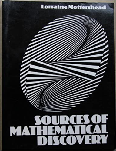 Book Sources of Mathematical Discovery