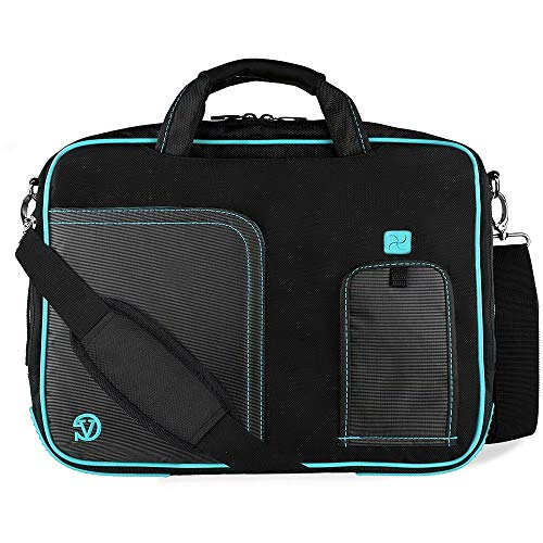 (10.1 to 12.9 Inch Tablet Laptop Shoulder Bag Compatible with Apple MacBook 12, Ipad Air, Ipad 9.7, Ipad Pro 11, Ipad Pro 12.9, Lenovo IdeaPad, Yoga, N Series, 300e Series, 100e Series)