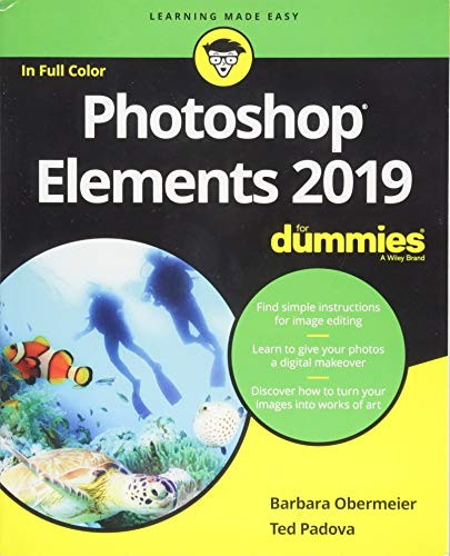 Pdf Photography Photoshop Elements 2019 For Dummies