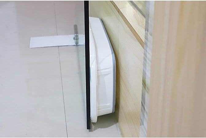 Cubo de fregona, resistente y plegable para fregona rectangular para el hogar, cubo portátil de plástico grueso y portátil: Amazon.es: Hogar