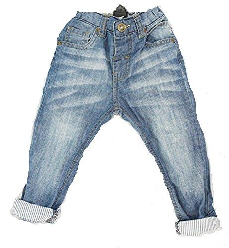 Diseño de chicas EX - la siguiente azul claro de pelo fino de diseño de tela vaquera