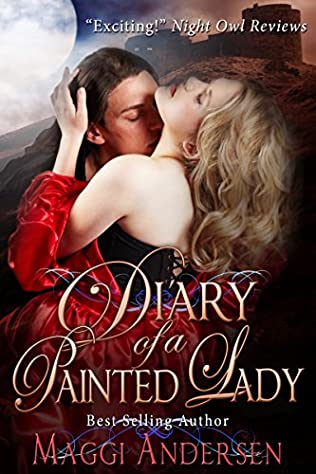 book cover of Diary of a Painted Lady