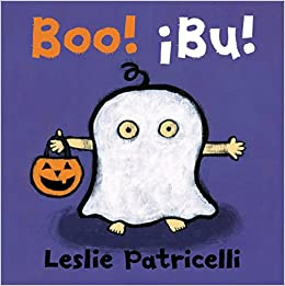 Book's Cover of Boo! ¡Bu! Spanish Dual Language (Leslie Patricelli Board Books) (Inglés) Libro de cartón – Ilustrado, 22 junio 2017