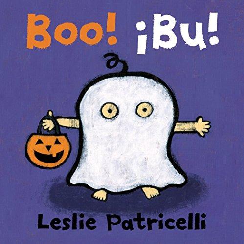 Boo! / ¡Bu! (Leslie Patricelli board books) (Spanish -