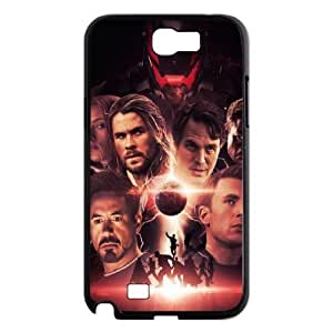 The Avengers FG0070590 Phone Back Case Customized Art Print Design Hard Shell Protection Samsung Galaxy Note 2 N7100