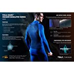 TSLA Men's (Pack of 1, 2) Compression Pants Running Baselayer Cool Dry Sports Tights