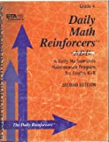 Daily Math Reinforcers Teacher's Resource Manual, Grade 4, Second Edition, , 1571629475