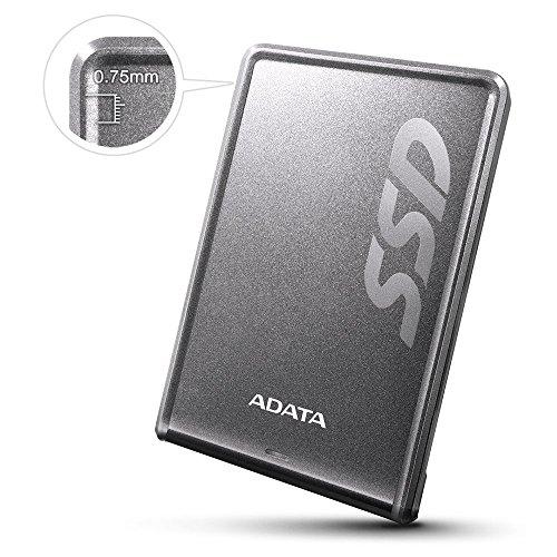 ADATA SV620H 512GB USB 3.0 External Solid State Drive (ASV620H-512GU3-CTI) by ADATA (Image #4)