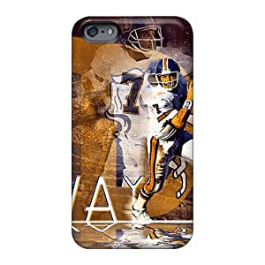 Apple Iphone 6 HEG19607zUjs Allow Personal Design High-definition Denver Broncos Series Protector Hard Cell-phone Case -WandaDicks