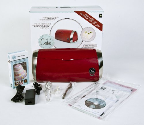 Holiday Gift Idea Cricut Cake Personal Electronic Cutter