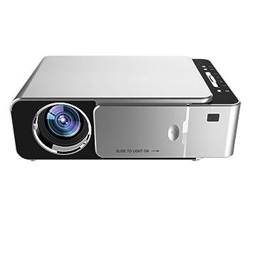 FULANTE Proyector para teléfono móvil, Mini proyector portátil HD ...