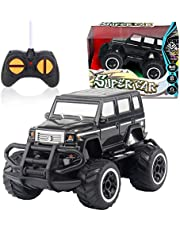 Birthday Gifts for 3 Year Old Boy Toys, Mini Remote Control Car for Boys Toys Age 4-5,Preschool Toys 4WD 1/43 Scale