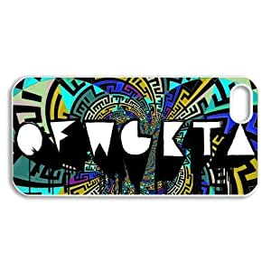 Ofwgkta Odd Future iPhone 5 Case Hard Back Cover Case for iPhone 5